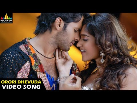 Rechipo Video Songs - Orori Dhevuda Anjaneyuda - Nithin, Ileana