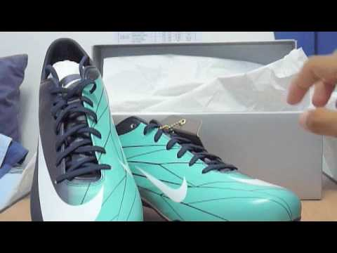 MERCURIAL VAPOR SUPERFLY 2 UNBOXING!! Video