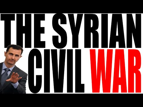 The Syrian War Explained
