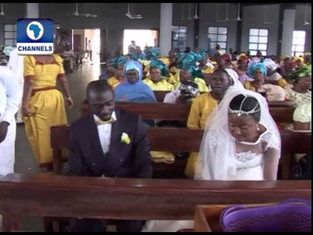 ChannelsTV's Temple Asaju Weds Heartthrob; Mary