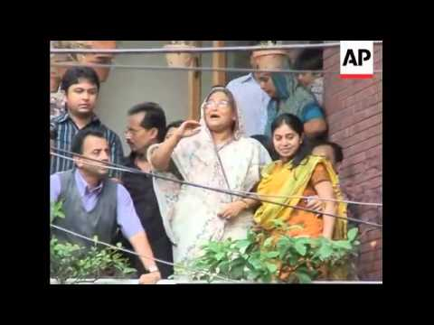Former PM Sheikh Hasina released on bail