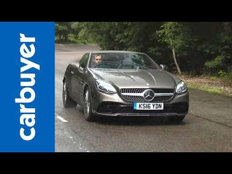 New 2016 Mercedes SLC in-depth review – Carbuyer – James Batchelor