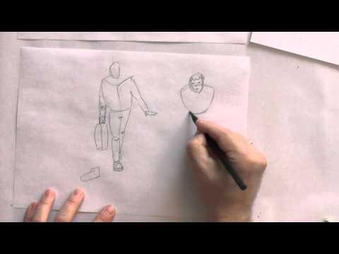 Рисовать человека за бесплатно