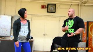 Phil Heath & Dana Linn Bailey Seminar 06