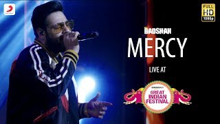 Mercy - Live @ Amazon Great Indian Festival | Badshah | O.N.E.
