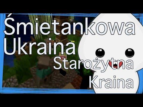 ŚMIETANKOWA UKRAINA Starożytna Kraina #1 w Vertez Czarownik