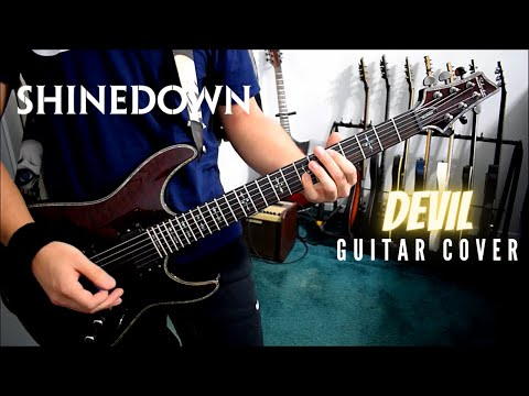Shinedown - Devil (Guitar Cover)