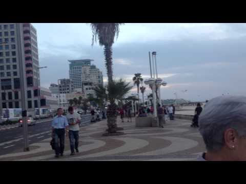 ISRAEL TEL AVIV PILAR GOLDBERG NOV 2012 ALMA VISION GROUP