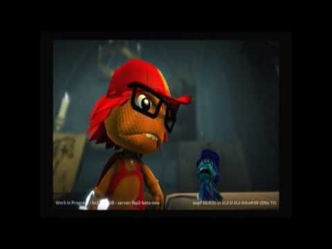 Sackboys get high on drugs! 5