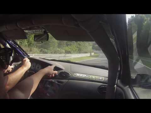 Nurburgring Touristenfahrten - Ford Focus ST 10.09.2016 Onboard ayuda amateurs