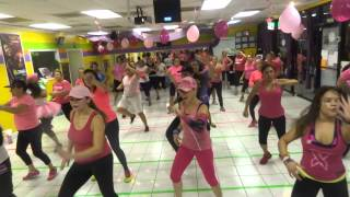 Gangster zone by daddy Yankee Zumba with Ana