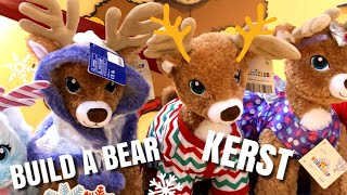 BUILD-A-BEAR Kerst Knuffel maken in Newcastle 🎄