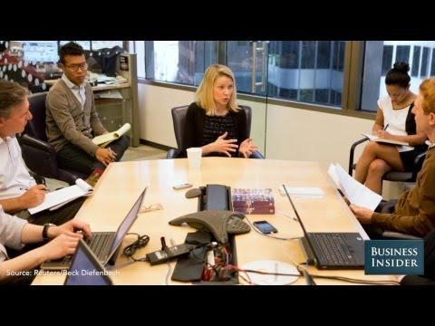 How Marissa Mayer Got The Yahoo CEO Job