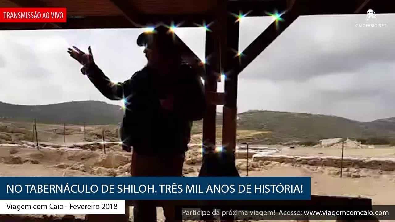 NO TABERNÁCULO DE SHILOH  TRÊS MIL ANOS DE HISTÓRIA mov