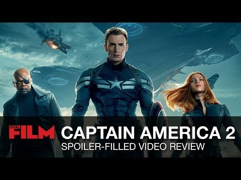 Captain America: The Winter Soldier Spoiler-filled Video Discussion
