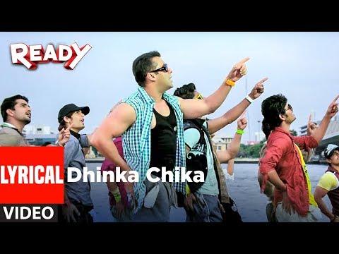 LYRICAL: Dhinka Chika | Ready | Salman Khan, Asin |  Bollywood Songs