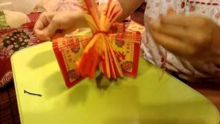 FailZoom - 摺紙教學祭拜往生者紙蓮花的摺法一