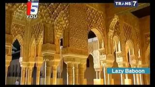On The Spot  -  Jejak Peradaban Islam di Granada, Spanyol