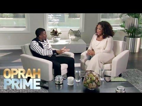 The Hard Lesson Kevin Hart's Mother Taught Him - Oprah Prime - Oprah Winfrey Network