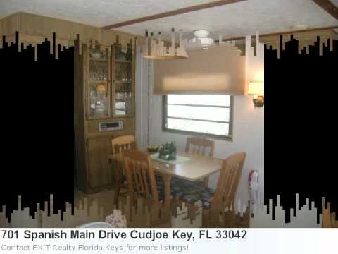 Introducing 701 Spanish Main Drive. Cudjoe Key, Fl - This St