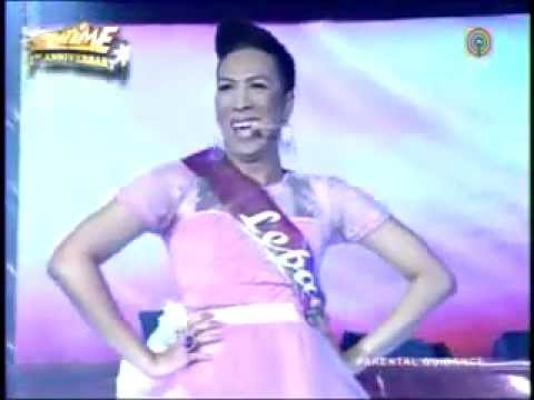 SHOWTIME 1st Anniversary_VICE GANDA group Beauty Pageant - October 23, 2010