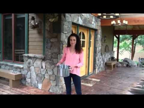 Andie MacDowell Ice Bucket Challenge