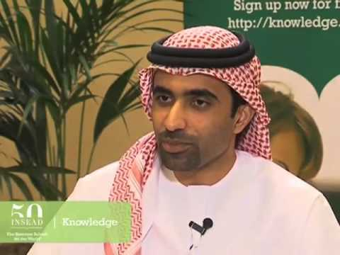 Fahad Al-Raqbani of the Abu Dhabi Council for Economic Development on changes in the UAE