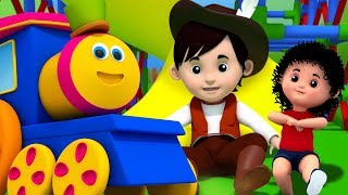 Yankee Doodle Song | kleines Pony Reim | patriotisches Lied | Bob The Train Songs For Kids