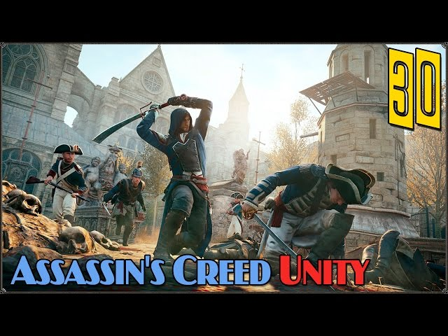 Очередной патч для Assassin's Creed Unity. Новая серия Metal Gear So