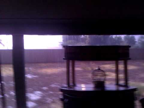Monsoon arizona 7/24/2011. BROWNES DAY 1 of Leo