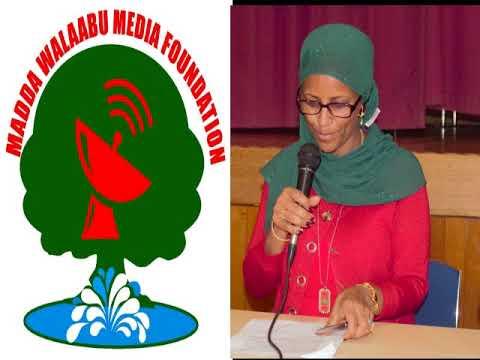 Oromo Voice Radio (OVR) Broadcasts- 17 January 2018