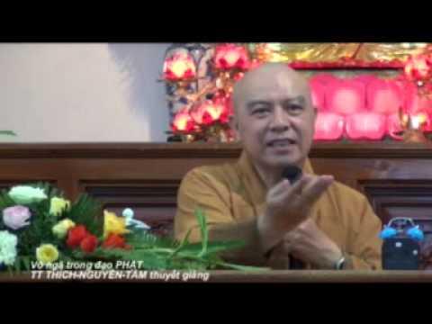 Vô Ngã Trong Đạo Phật