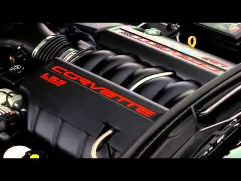 2009 Chevrolet Corvette Video