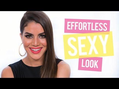 Effortless Sexy Look