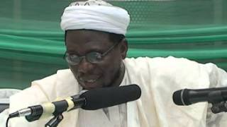 Islam and Sunnah by Dr  Sharafudeen Gbadebo Raji episode 1