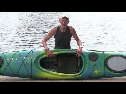 Kayaks:  Cockpit Overview and How to Sit in a Kayak