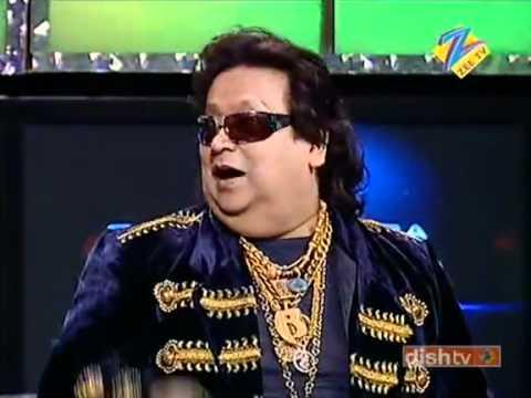 Ali Sher sings I am a Disco Dancer.flv