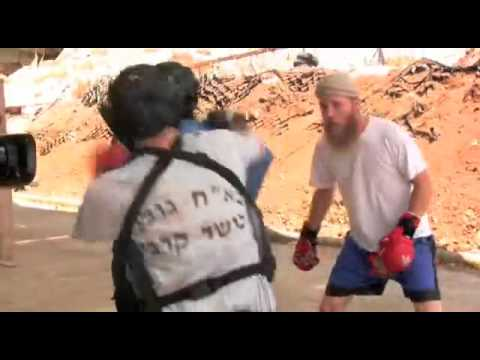 Krav Maga Training Drills Israel Image 1