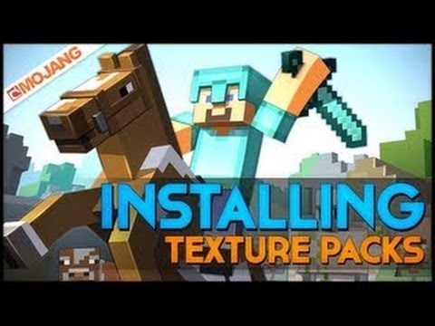 How to Download and Install Resource Packs for Minecraft