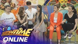 It's Showtime Online: Luzon contender Julie Ann Buenaobra on how she recovered from ovarian tumor