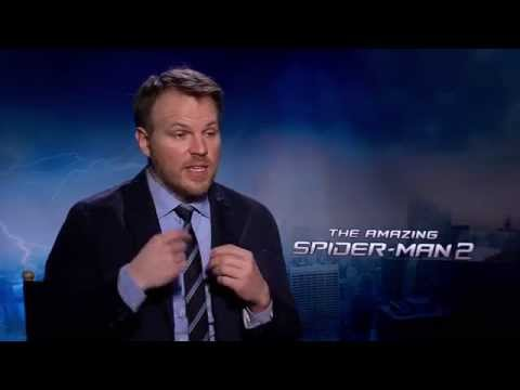 The Amazing Spider-man 2: Director Marc Webb Official Movie Interview