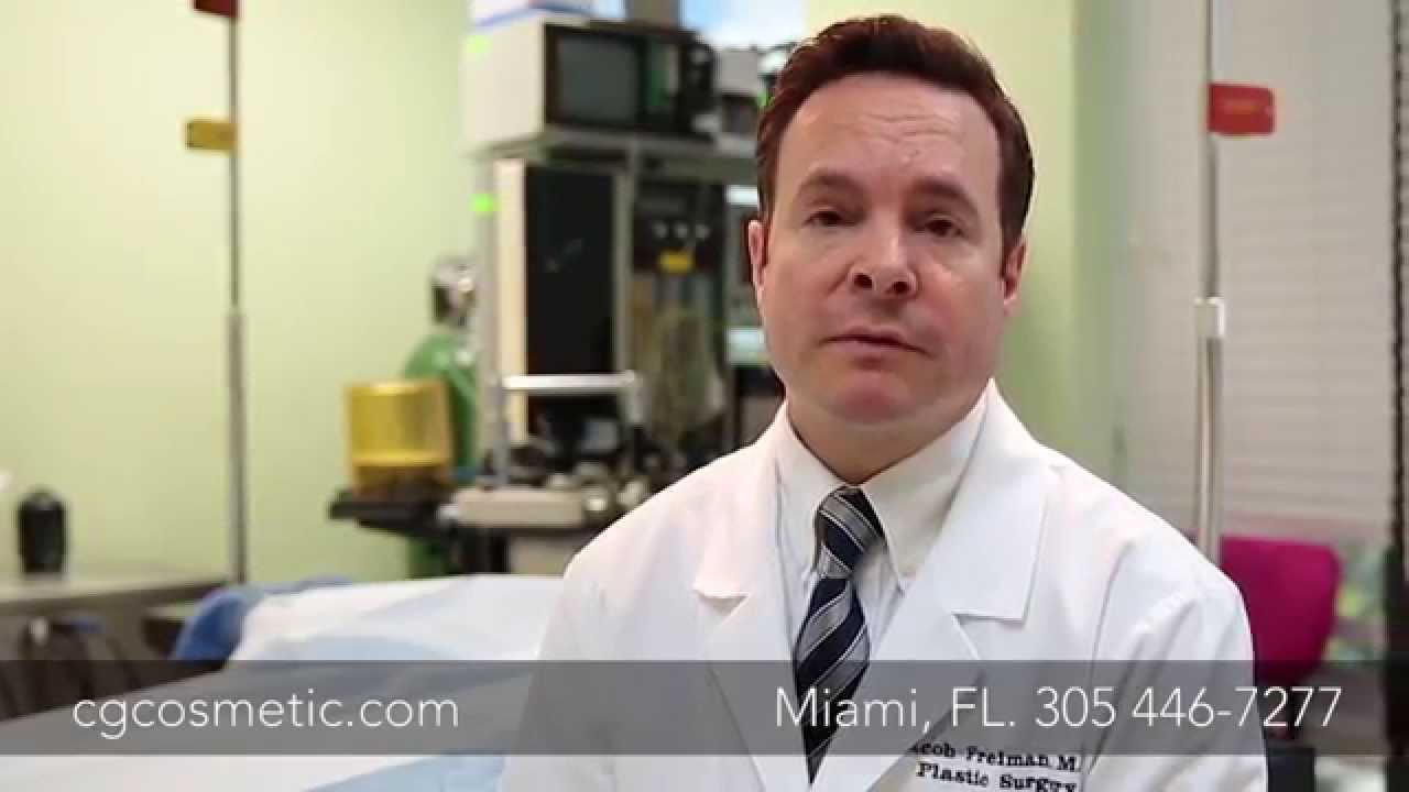 Cg Cosmetic Surgery Dr Jacob Freiman Md Youtube
