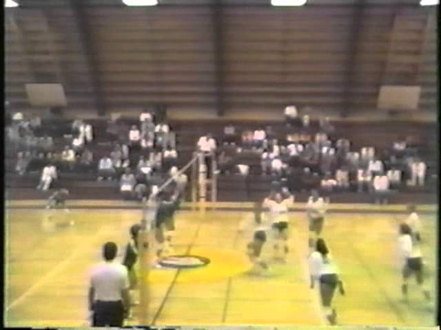 1988 Golden West College Women's Volleyball Championship