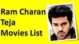 Ram Charan Teja Movies List