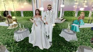 Trey & Koko Second Life Wedding - 8.12.18