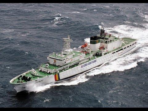 Korean Maritime CW channel marker 8,635 Khz