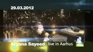 Aryana Sayeed live in concert ~ Aarhus   DENMARK