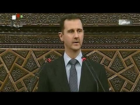 Syria's Assad: We Support the U.S.-Led Airstrikes