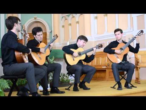 download lagu Canadian Guitar Quartet gratis