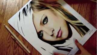 Drawing Avril Lavigne